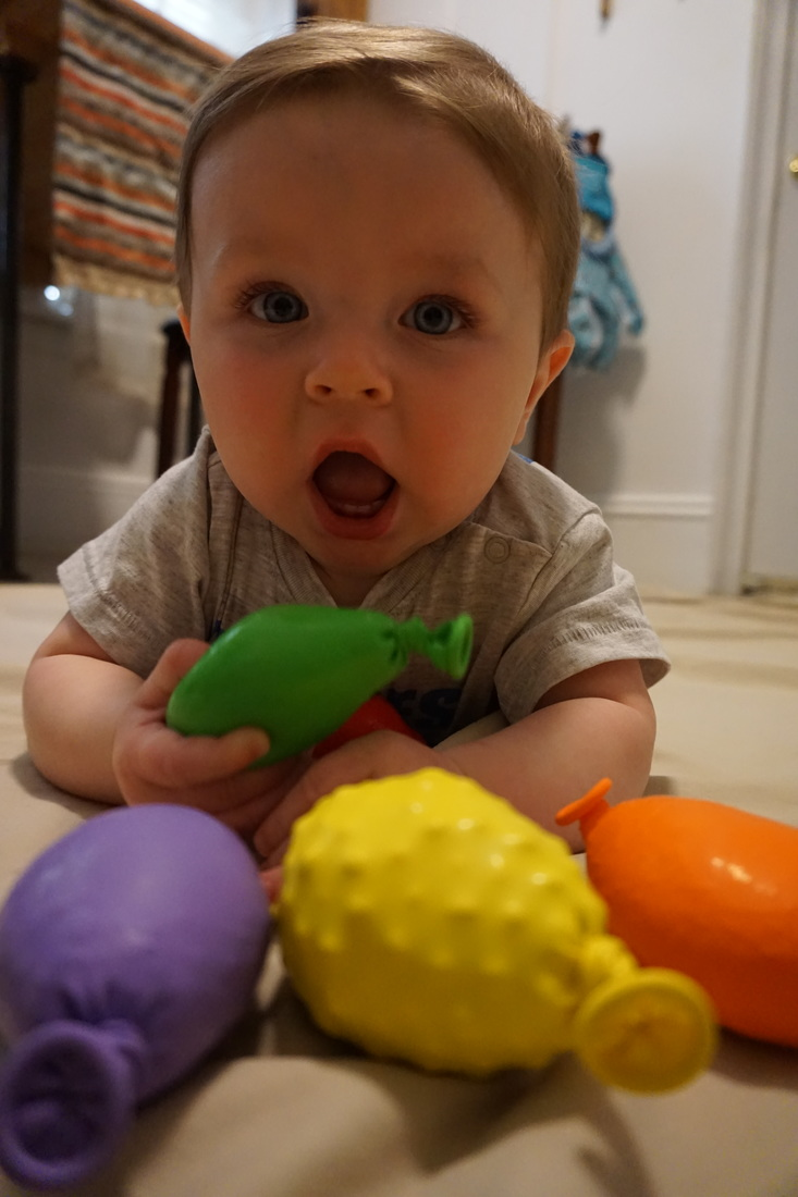 Baby Games for Your 4 to 6 Month Old - YouTube