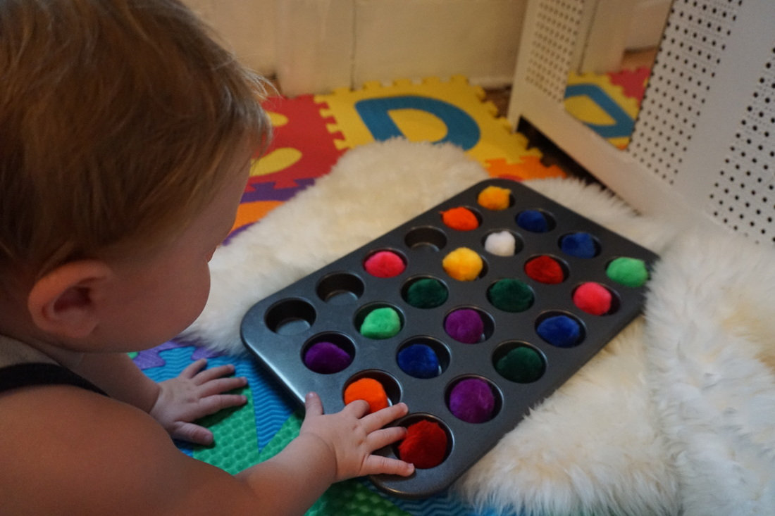 Developmental Activities For 9 Month Old Babies Pompoms